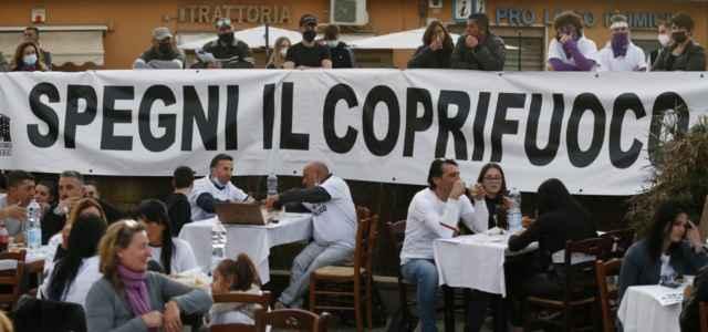 Coprifuoco Roma