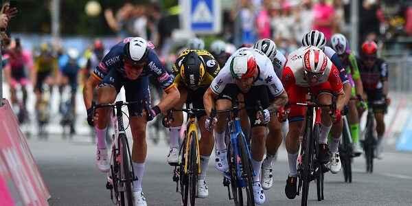 Giro 2021 volata