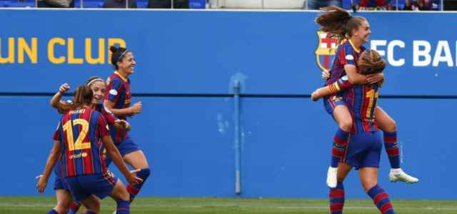Barcellona donne gol lapresse 2021 640x300