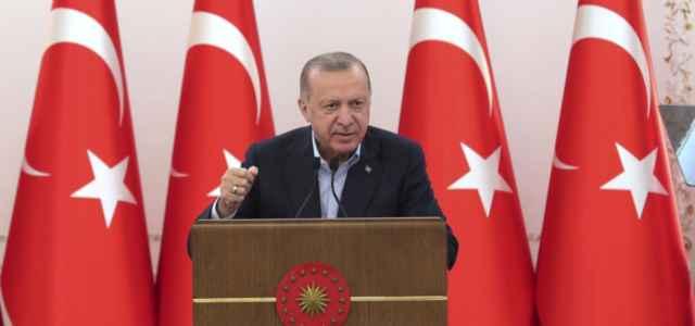 Erdogan. Turchia