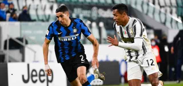 Hakimi Alex Sandro Inter Juventus lapresse 2021 640x300