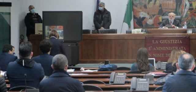Aula Catania, processo Gregoretti