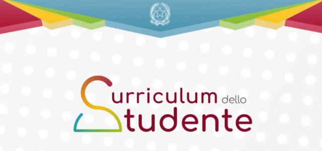 Il Curriculum dello Studente: la novità di quest'anno scolastico