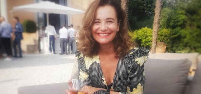 Laura Ferrato, ex moglie di Enrico Ruggeri