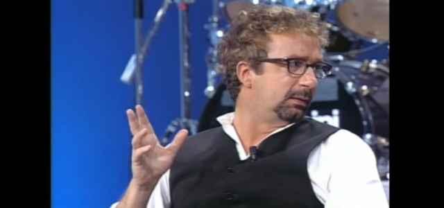 Francesco Nuti al 'Maurizio Costanzo Show' (1998)