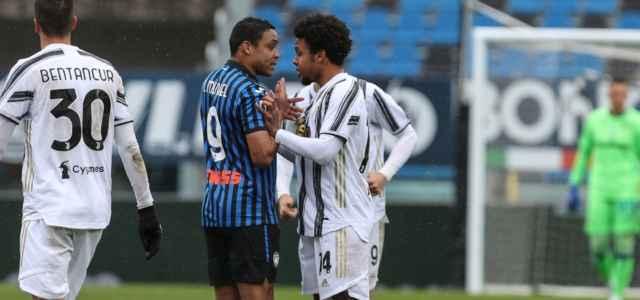 Muriel McKennie Atalanta Juventus lapresse 2021 640x300