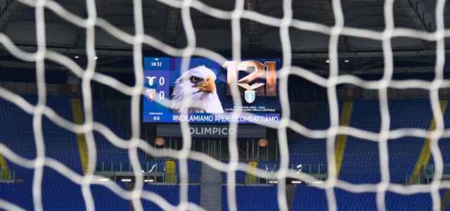Lazio Torino tabellone lapresse 2021 640x300