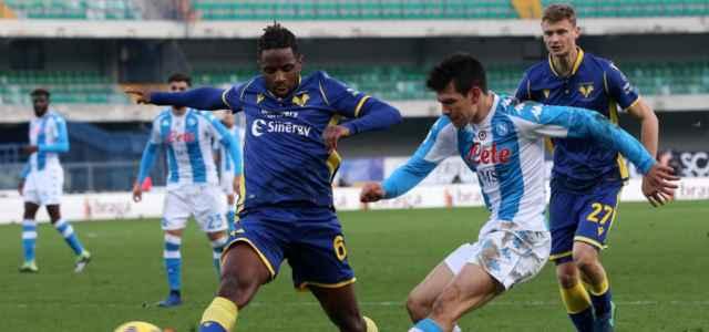 Lozano Tameze Verona Napoli lapresse 2021 640x300