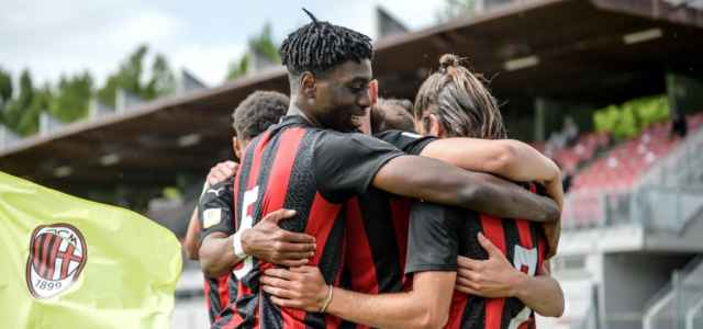 Milan Primavera esultanza lapresse 2021 640x300