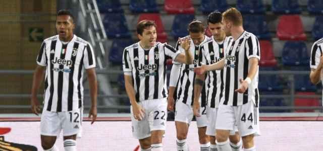 Chiesa Kulusevski Juventus