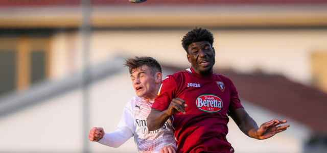Torino Milan Primavera stacco lapresse 2021 640x300