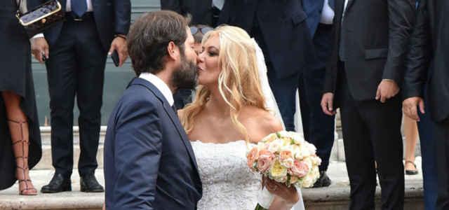 Il matrimonio di Giulio Tassoni ed Eleonora Daniele