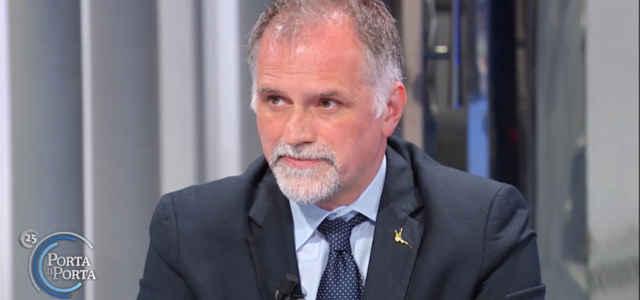 """Massimo Garavaglia a """"Porta a Porta"""""""