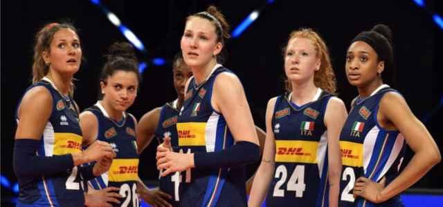 italia B volley nazionale nations league facebook 2021 640x300