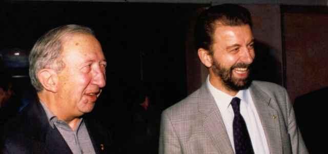 Piccinini e Don Giussani