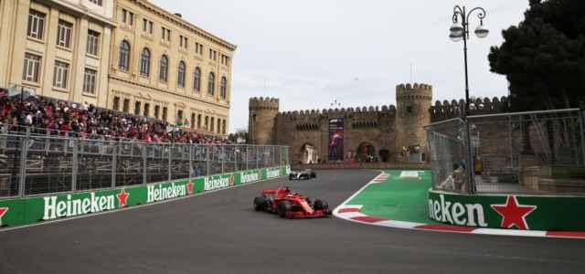 Baku Azerbaijan Formula 1 lapresse 2021 640x300