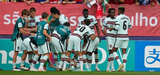 Portogallo U21 gruppo Europei Under 21 semifinale lapresse 2021 640x300