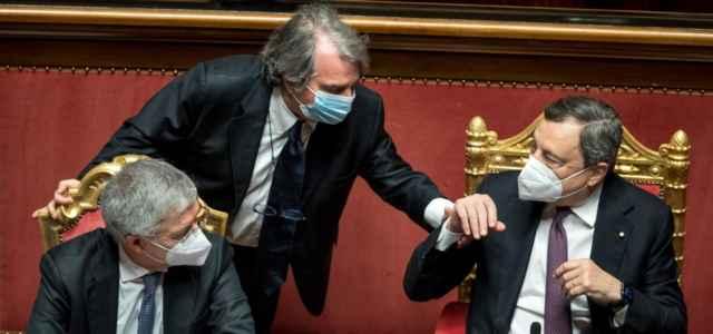 Brunetta, Franco e Draghi
