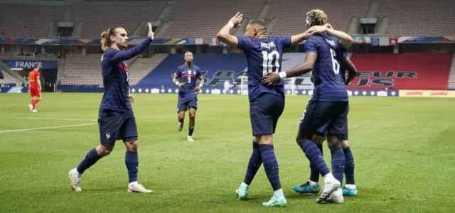 Francia gol esultanza lapresse 2021 640x300