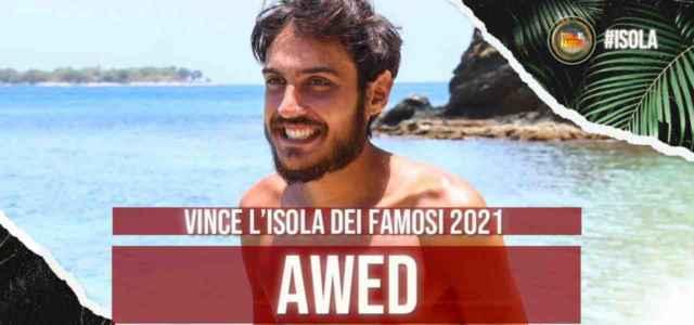 Awed vincitore Isola dei Famosi 2021