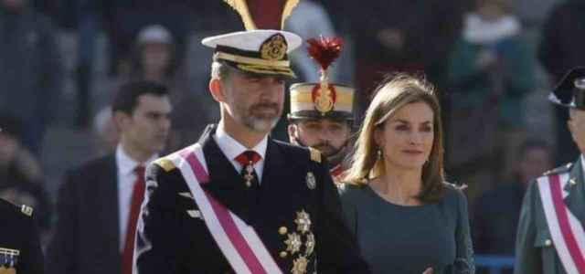 Felipe di Borbone e Letizia Ortiz