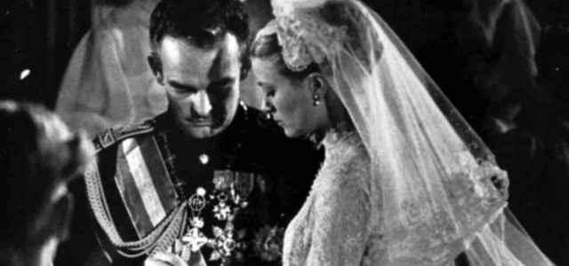 Ranieri di Monaco e Grace Kelly