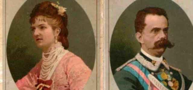 Umberto I, Margherita di Savoia