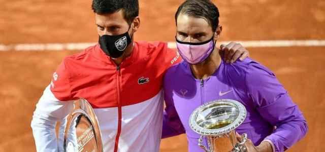 Djokovic Nadal Roland Garros facebook 2021 640x300
