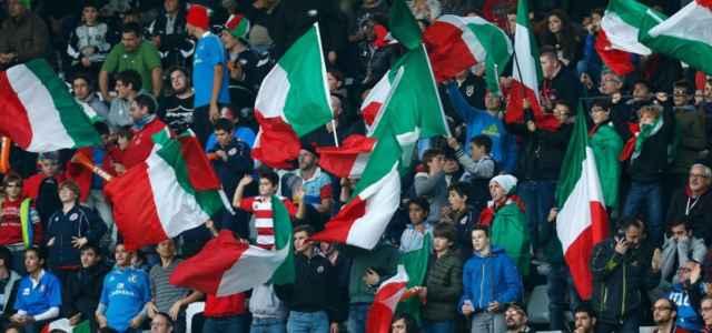 Europei tifosi Italia
