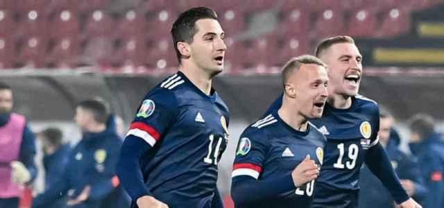 Scozia gol esultanza facebook 2021 640x300