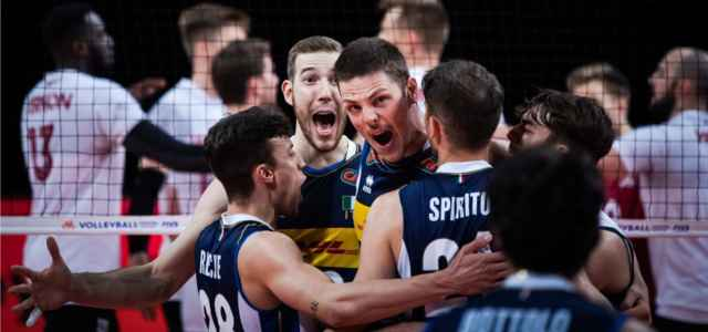 Italia gruppo Nations League volley facebook 2021 640x300