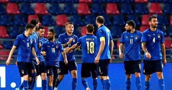 Italia gruppo 2021