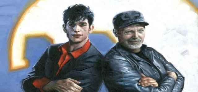 Vasco Rossi e Dylan Dog