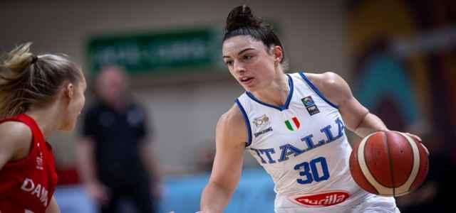 Italia basket femminile facebook 2021 640x300