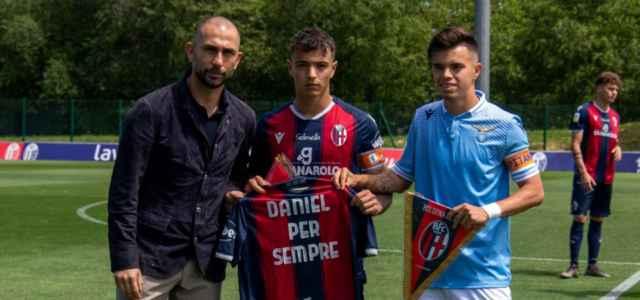 Lazio Bologna Primavera ricordo Guerini facebook 2021 1 640x300