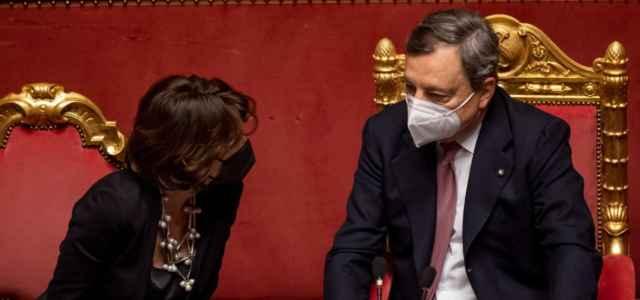 Bonetti e Draghi