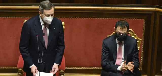 Draghi e Patuanelli