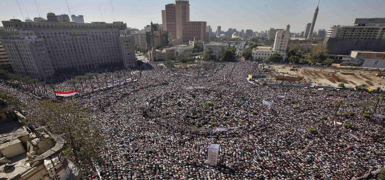 Cairo Egitto Tahrir Lapresse1280