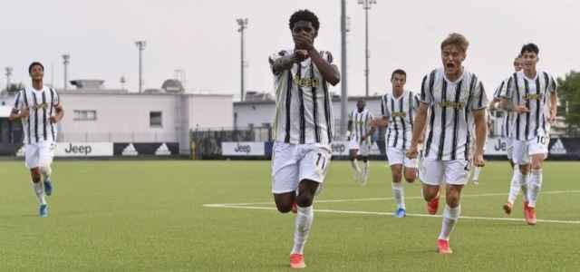 Iling Juventus Primavera esultanza facebook 2021 1 640x300