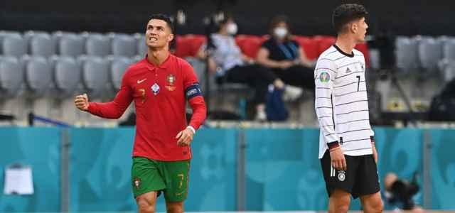 Ronaldo Havertz Portogallo Germania facebook 2021 1 640x300