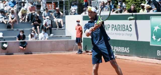 Andreas Seppi Roland Garros lapresse 2021 640x300