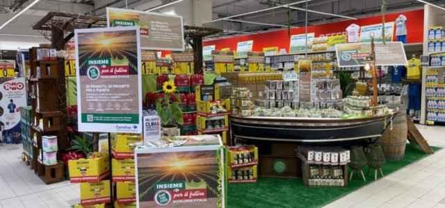 Settimane della Transizione Alimentare  Carrefour1280 640x300