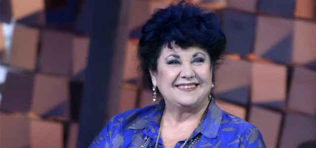 Marisa Laurito nello studio di 'Verissimo'