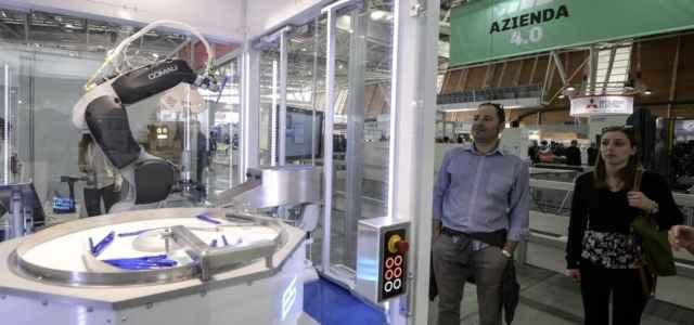 Robot Macchinario Industria Lapresse1280 640x300