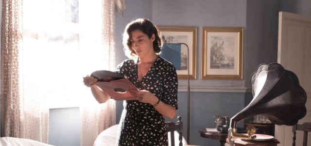 Luisa Ranieri (Carmela) in una scena de 'La vita promessa'