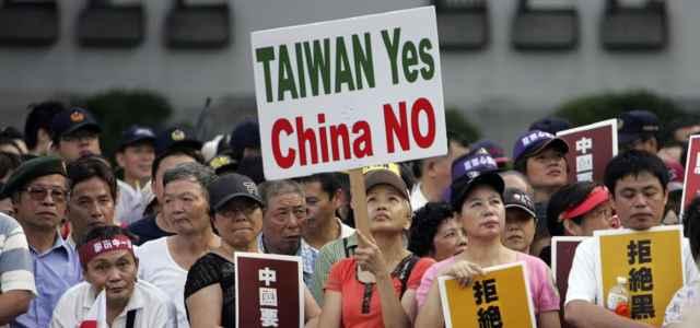 taiwan protesta cina 1 lapresse1280 640x300