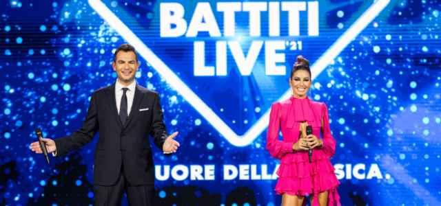 Battiti Live 2021 Alan Palmieri Elisabetta Gregoraci 640x300