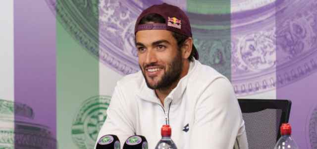Matteo Berrettini Wimbledon conferenza stampa facebook 2021 1 640x300