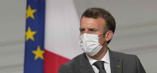 Macron, Presidente Francia