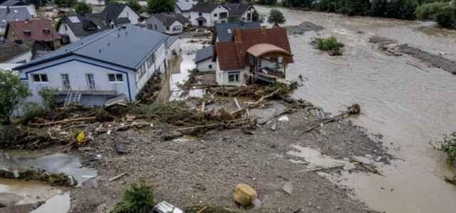 germania meteo inondazione 1 lapresse1280 640x300